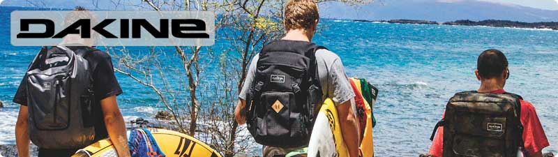 DaKine Items at Surfboards.com