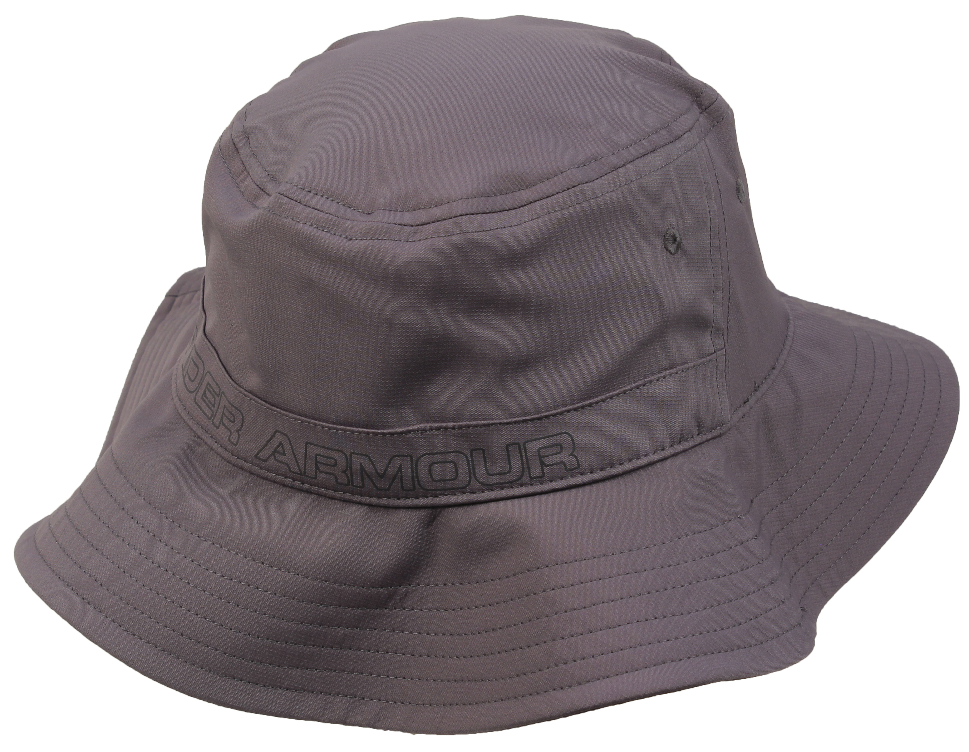 154aa080cf7b7 Under Armour Headline Bucket Hat - Graphite   Black For Sale at ...