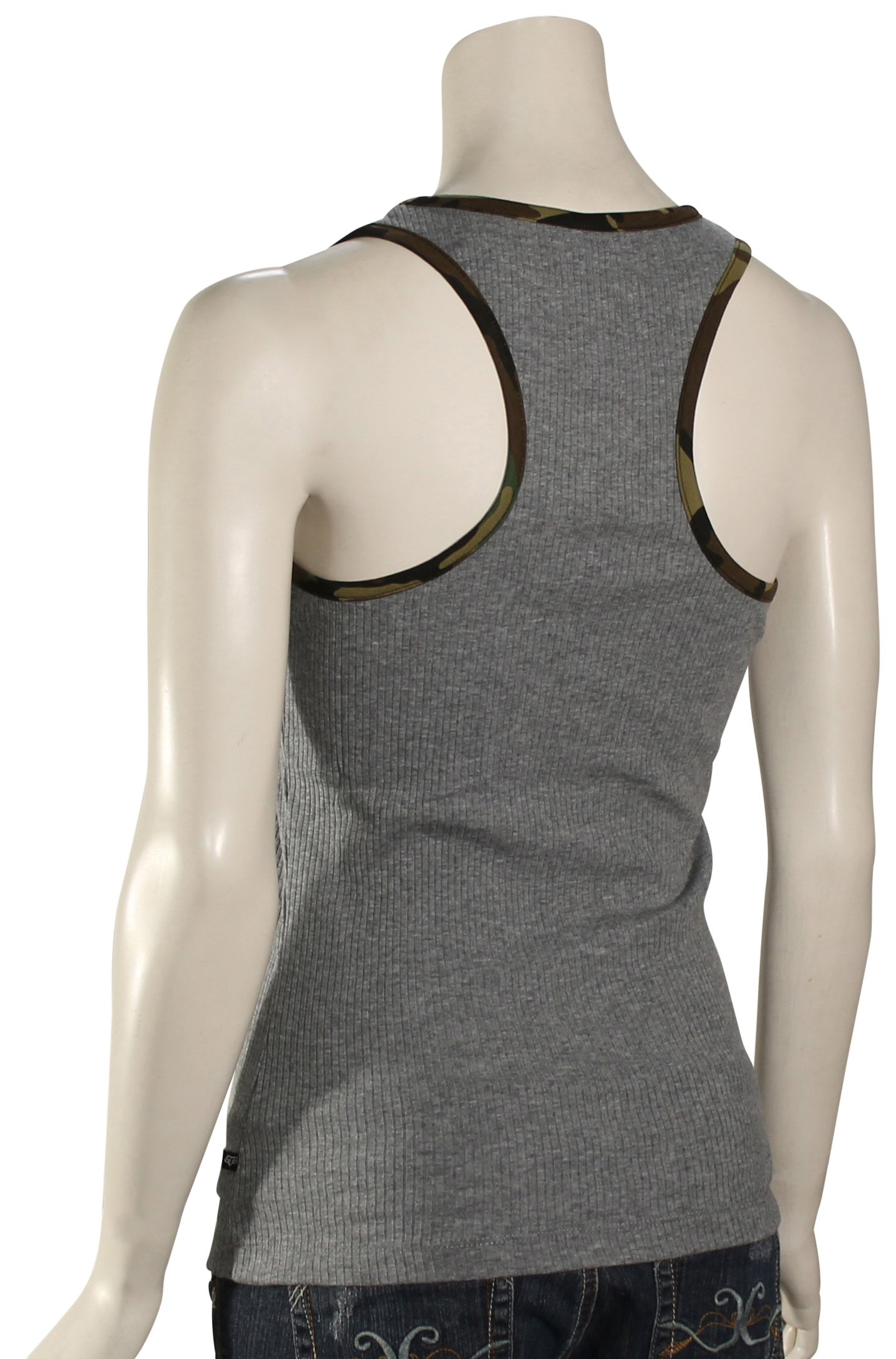04510be169e157 Fox Scout Women s Tank - Heather Graphite - New - Back