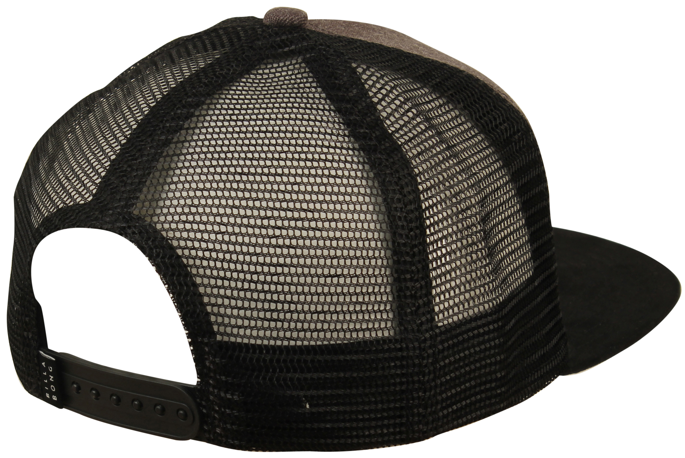 812fb40e281 Billabong Stacked Trucker Hat - Black Heather For Sale at Surfboards ...
