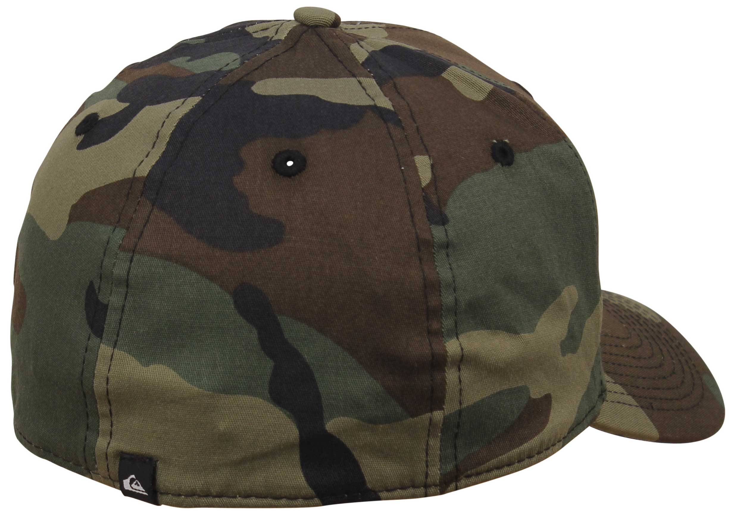 online store ddae3 ed756 ... best price back of quiksilver mountain and wave color hat camo f967a  2b95e