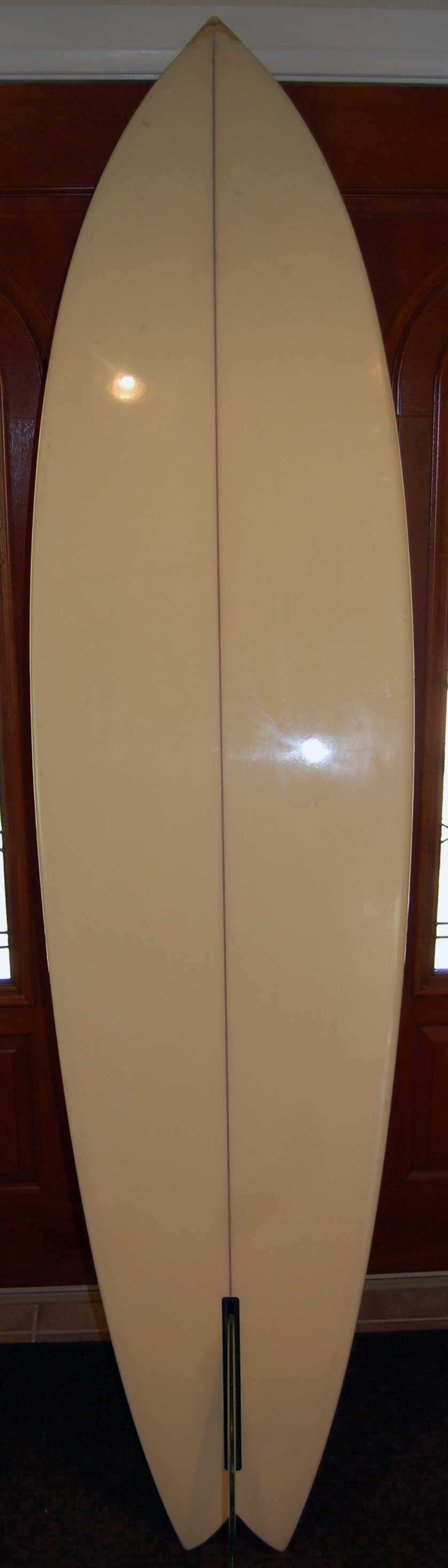 Used channin fish surfboard 7 39 2 for sale at surfboards for Fish surfboard for sale