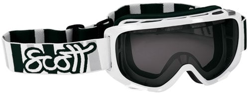 Scott Fix Snow Goggles - Gloss White / Natural Light Chrome
