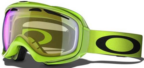 Oakley Elevate Snow Goggles - Enamel Mint / H.I. Yellow