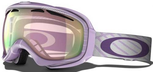 Oakley Elevate Snow Goggles - Orbit Lavender / VR50 Pink Iridium