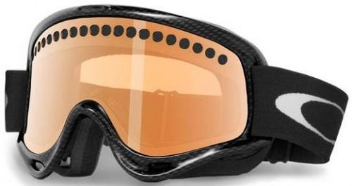 oakleys snowboarding goggles  Oakley O Frame Snow Goggles - True Carbon Fiber / Persimmon For ...