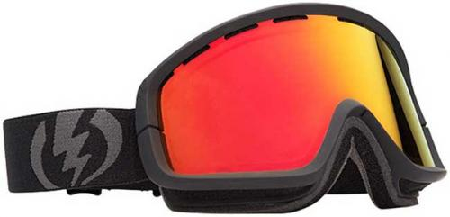 Electric EGB2 Snow Goggles - Matte Black / Bronze Red Chrome