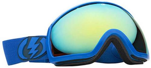 Electric EG2 Snow Goggles - Blue / Gold Chrome