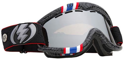 Electric EG1 Snow Goggles - Andreas Wiig / Bronze Silver Chrome
