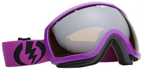 Electric EG2.5 Snow Goggles - Berry / Bronze Silver Chrome