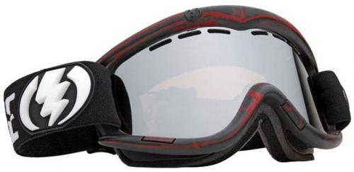 Electric EG1 Snow Goggles - Pat Moore / Bronze Silver Chrome