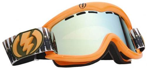 Electric EG1 Snow Goggles - Ammo Belt / Bronze Gold Chrome