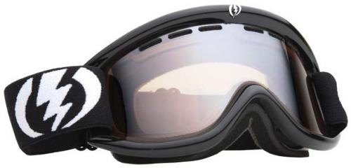 Electric EG.5 Snow Goggles - Gloss Black / Bronze Silver Chrome