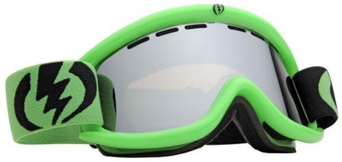 Electric EG.5 Snow Goggles - Green / Bronze Silver Chrome