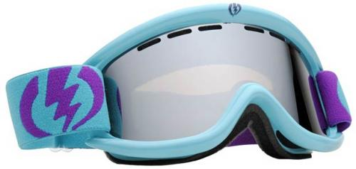 Electric EG.5 Snow Goggles - Sea Foam 2 Tone / Bronze Silver Chrome