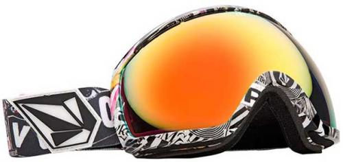 Electric EG2 Snow Goggles - V. Co-Lab / Bronze Red Chrome