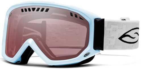 Smith Optics Scope Pro Snow Goggles - Powder Blue / Ignitor Mirror