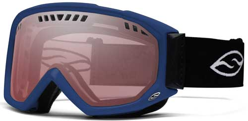 Smith Optics Scope Pro Snow Goggles - Denim / Ignitor Mirror