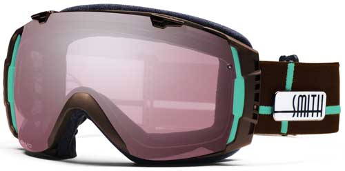 Smith Optics I/O Snow Goggles - Choc Mint Intersection / Ignitor Mirror