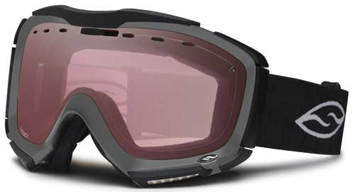 Smith Optics Prodigy Snow Goggles - Graphite / Ignitor Mirror