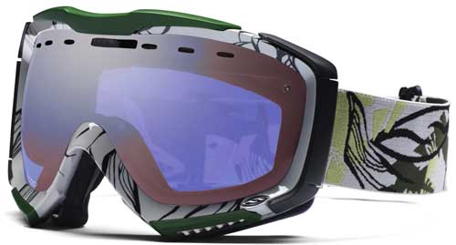 Smith Optics Prodigy Snow Goggles - Grey Adaptation / Sensor Mirror