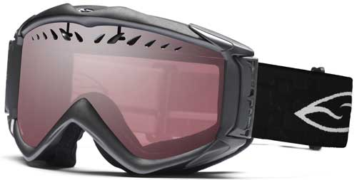 Smith Optics Fuse Snow Goggles - Graphite / Ignitor Mirror