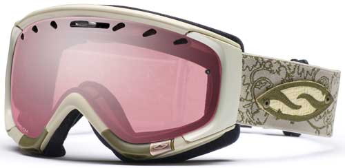 Smith Optics Phenom Snow Goggles - Evolve / Ignitor Mirror