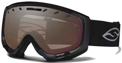 Smith Optics Phenom Snow Goggles - Matte Black / RC Polarized