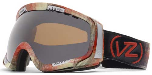 Von Zipper Feenom Snow Goggles - Teen Spirit / Bronze Chrome