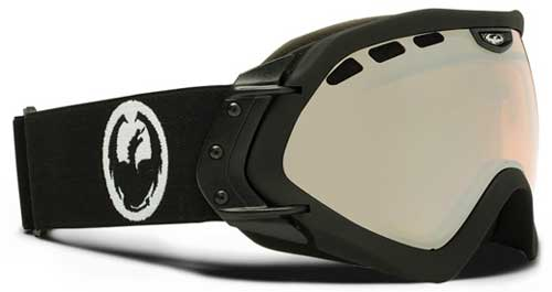 Dragon Mace Snow Goggles - Coal / Ionized