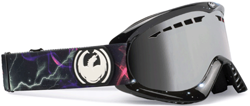 Dragon DX Snow Goggles - Mythical Wizard / Ionized