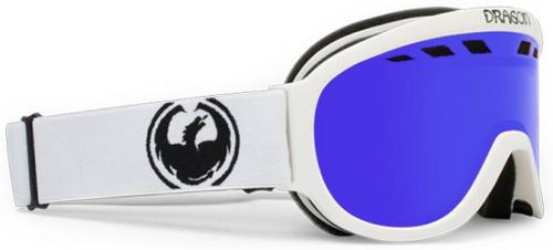 Dragon D1XT Snow Goggles - Powder / Blue Ionized