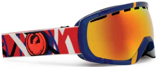 Dragon Rogue Snow Goggles - Gigi Signature / Red Ionized