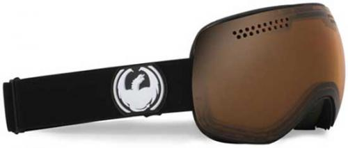 Dragon APX Snow Goggles - Coal / Amber
