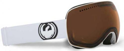 Dragon APX Snow Goggles - Powder / Amber