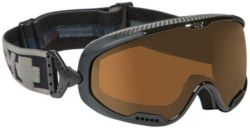 Spy Apollo Snow Goggles - Black Stallion