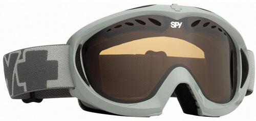 Spy Targa II Snow Goggles - Grey Typhoon / Bronze