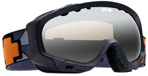 Spy Soldier Goggles - Mt Mosley Grey / Bronze Silver Mirror