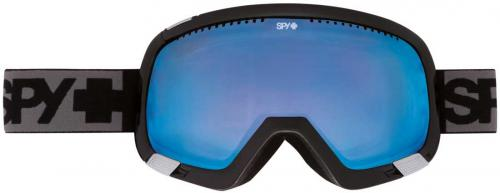 Spy Platoon Snow Goggles - Black / Blue Contact