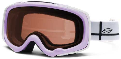 Smith Optics Gambler Pro Snow Goggles - Lavander Intersection / RC36