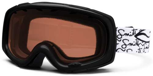 Smith Optics Gambler Pro Snow Goggles - Black / RC36