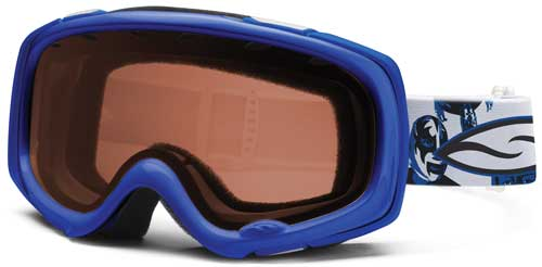 Smith Optics Gambler Pro Snow Goggles - Royal Wrestlers / RC36