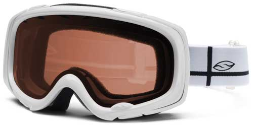 Smith Optics Gambler Pro Snow Goggles - White Intersection / RC36