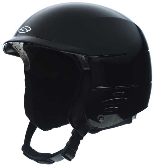 Smith Optics Upstart Jr Snow Helmet - Gloss Black