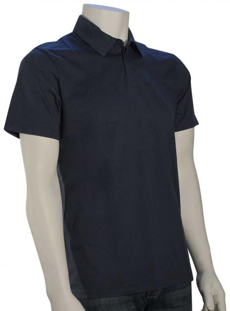 RVCA Sure Thing Polo - Midnight