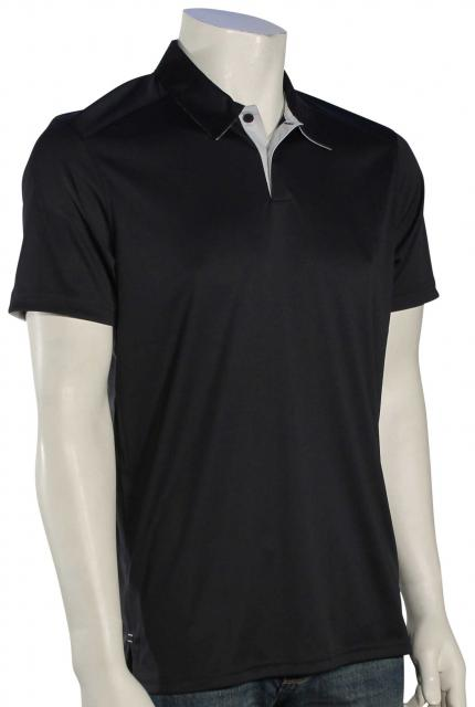 Oakley Divisional Polo - Blackout