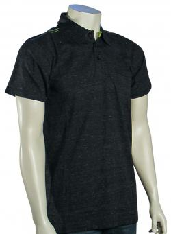 Billabong Standard Issue Polo - Classic Black Heather