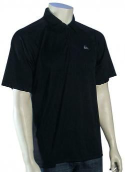 Quiksilver Essential Polo - Black