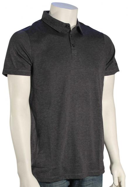 Rip Curl Barker Vapor Cool Polo - Charcoal Grey