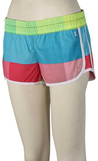 Hurley Supersuede Kingsroad Beachrider Women's Boardshorts - Multi